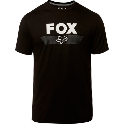 FOX FAST AVIATOR TECH TEE - BLACK