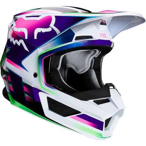 2020 FOX RACING YOUTH V1 GAMA HELMET - MUL