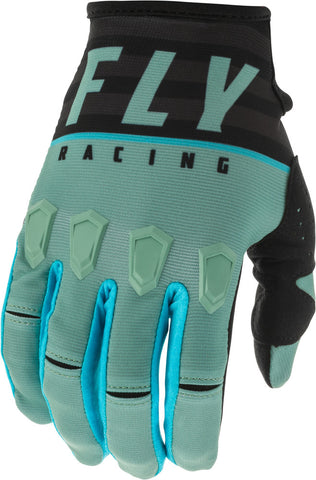 NEW 2020 FLY RACING KINETIC K120 GLOVES - SAGE GREEN