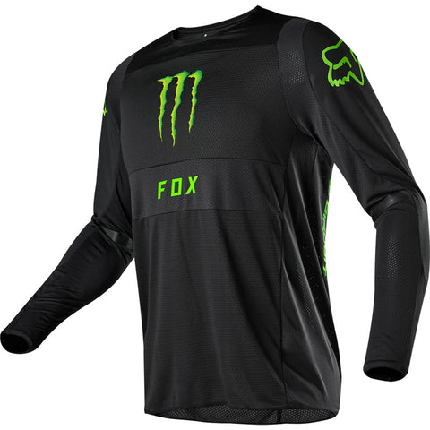 2020 FOX RACING 360 MONSTER PRO CIRCUIT JERSEY - BLACK
