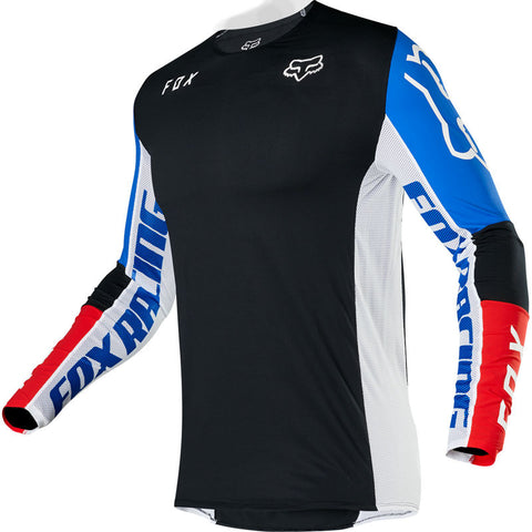 2020 FOX RACING FLEXAIR HONR JERSEY - BLACK