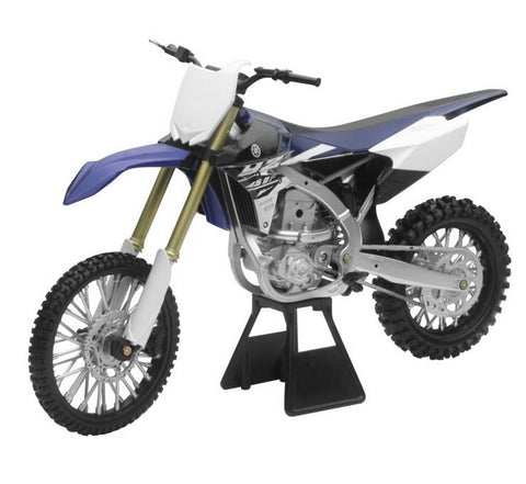 YAMAHA YZ450F 2017 1:6 SCALE MOTORCYCLE REPLICA