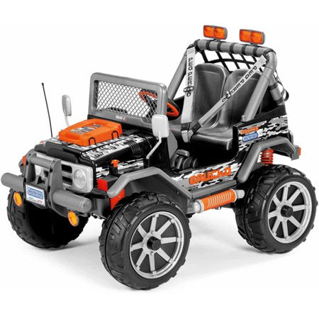 PEG PEREGO GAUCHO ROCK'IN 12-VOLT BATTERY-POWERED RIDE ON