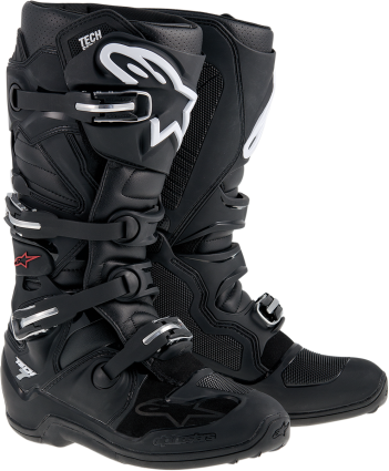 ALPINESTARS TECH 7 BOOT - BLACK
