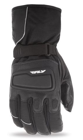 FLY RACING XPLORE GLOVES - BLACK