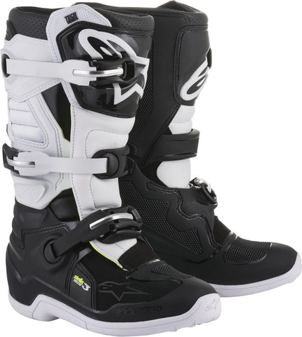 ALPINESTARS WOMENS STELLA TECH 3 BOOT - BLACK WHITE