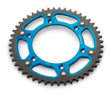 HUSQVARNA GENUINE SUPERSPROX 52T STEALTH SPROCKET BLACK BLUE