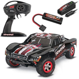 TRAXXAS SLASH 1/16 4X4 SHORTCOURSE RTR MIKE JENKINS