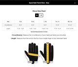 FASTHOUSE STYLE PATRIOT GLOVES - BLACK
