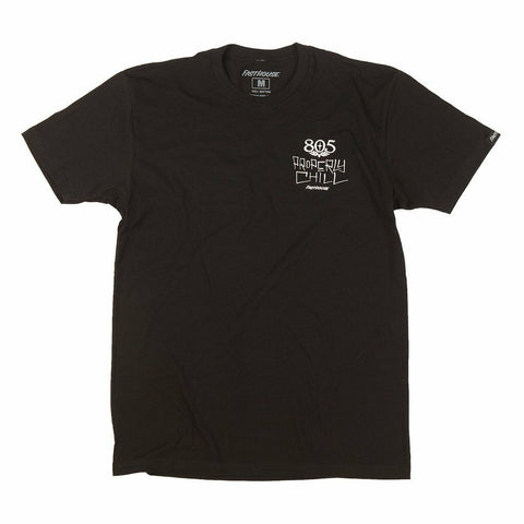 FASTHOUSE CHILL 805 - BLACK