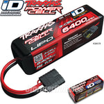 TRAXXAS 6400MAH 25C 11.1V 3S 3-CELL ID LIPO BATTERY