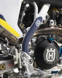 HUSQVARNA FRAME DECALS - DARK BLUE