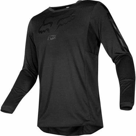 FOX RACING 180 SABBATH  JERSEY - BLACK