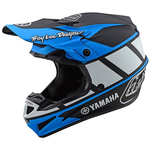 2020 YAMAHA RS1 SE4 COMPOSITE HELMET BY TROY LEE DESIGNS