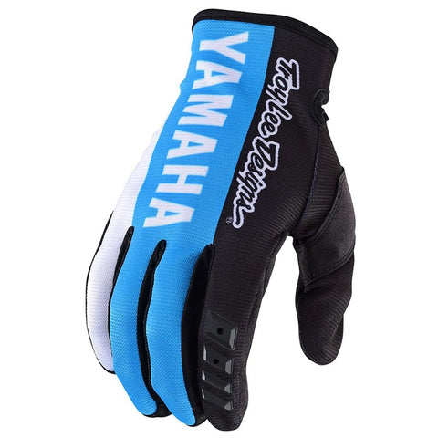 2020 YAMAHA RS1 GP GLOVE BY TROY LEE DESIGNS® - BLACK **CHOOSE SIZE
