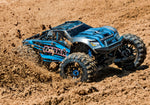 TRAXXAS 1/10 MAXX BRUSHLESS 4WD RTR RC MONSTER TRUCK