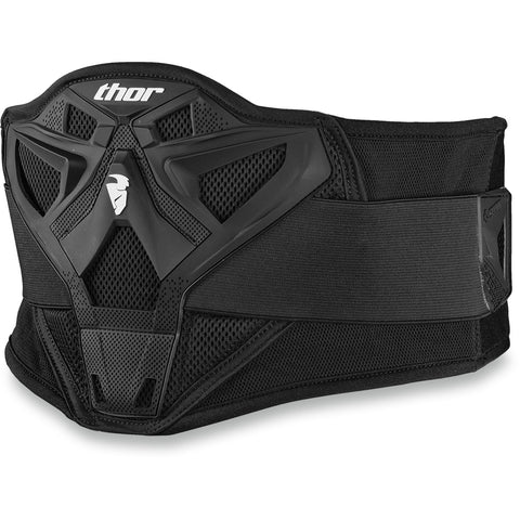 THOR YOUTH BELT S13 SECTOR - BLACK