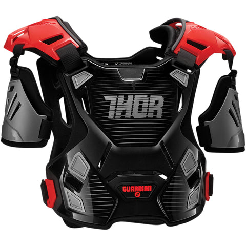THOR YOUTH GUARDIAN - BLACK RED