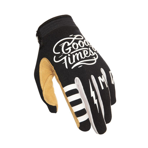 2020 FASTHOUSE YOUTH SPEED STYLE HAWK GLOVE - BLACK