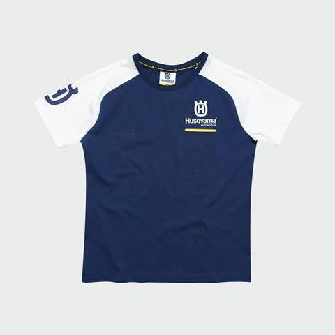 2020 YOUTH KIDS HUSQVARNA REPLICA TEAM TEE