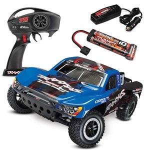 TRAXXAS SLASH 2WD RTR ON-BOARD AUDIO SHORT COURSE TRUCK