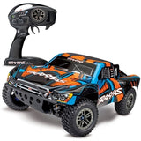 TRAXXAS SLASH 4X4 ULTIMATE SHORT COURSE TRUCK W/TQI & TELEMETRY