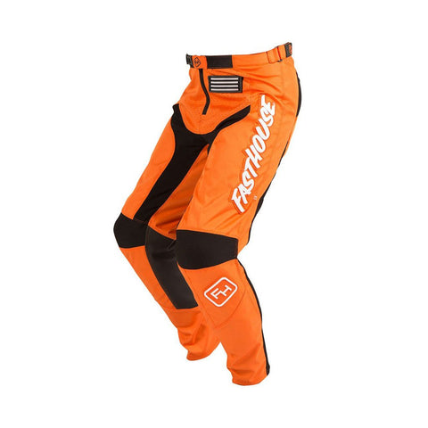 FASTHOUSE YOUTH GRINDHOUSE PANT - ORANGE