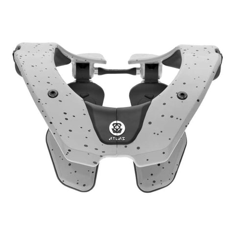 ATLAS YOUTH TYKE NECK BRACE - GREY SPECK