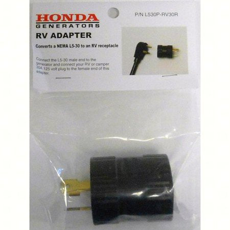 HONDA GENERATOR RV ADAPTER