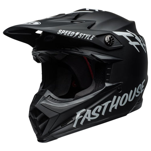 BELL MOTO 9 HELMET WITH MIPS - FASTHOUSE