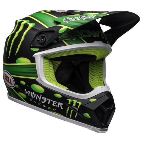 BELL MX-9  MIPS HELMET - SHOWTIME