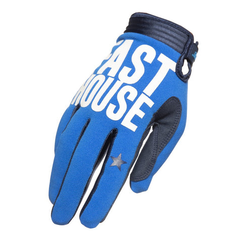 2020 FASTHOUSE SPEED STYLE BLOCKHOUSE GLOVE - BLUE
