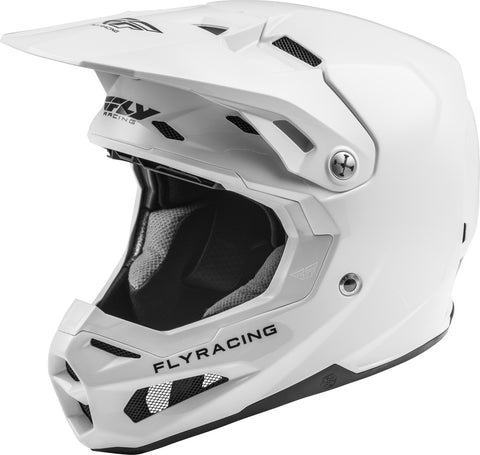 FLY RACING FORMULA CARBON HELMET - WHITE