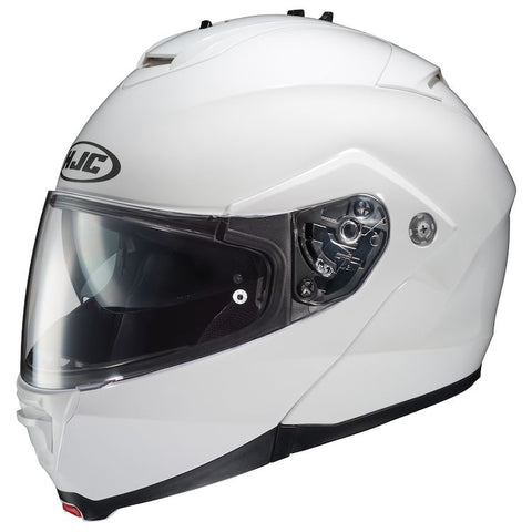 HJC IS-MAX 2 MODULAR HELMET - WHITE
