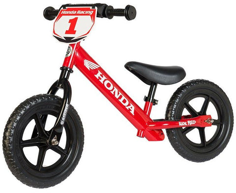STRIDER 12 SPORT BALANCE BIKE - HONDA RED