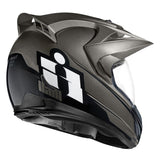 ICON VARIANT DOUBLE STACK HELMET - BLACK