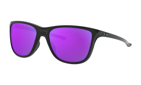 OAKLEY REVERIE BLACK INK w/VIOLET IRIDIUM