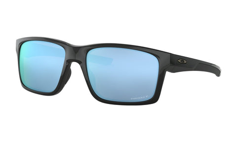 OAKLEY MAINLINK POLISHED BLACK w/PRIZM DEEP WATER POLARIZED