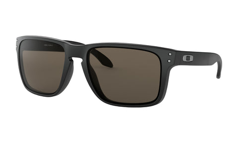 OAKLEY HOLBROOK XL MATTE BLACK w/WARM GREY