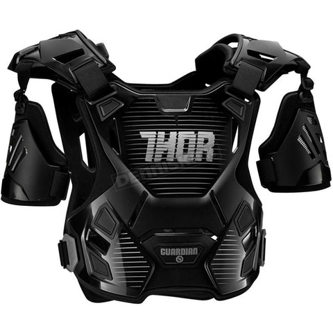 THOR YOUTH GUARDIAN - BLACK SILVER