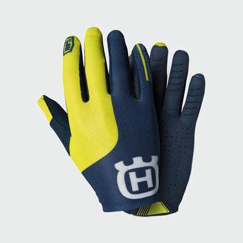 2020 100% HUSQVARNA CELIUM II RAILED GLOVES