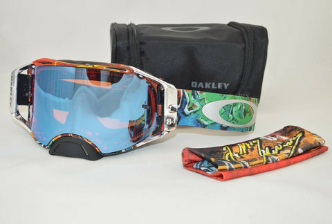 OAKLEY® AIRBRAKE™ PRIZM™ GOGGLES MX JEFFREY HERLINGS + NOSE