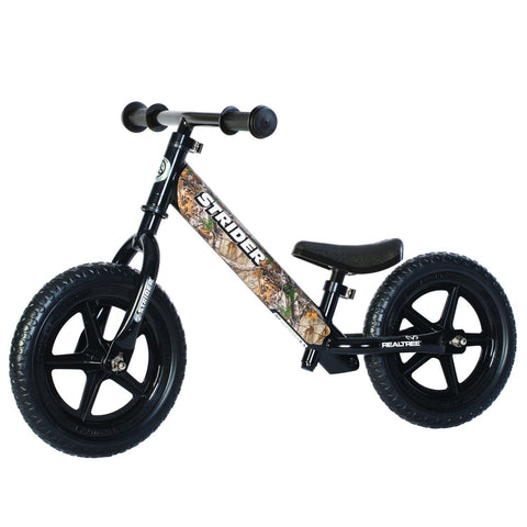 STRIDER 12 SPORT BALANCE BIKE - REALTREE