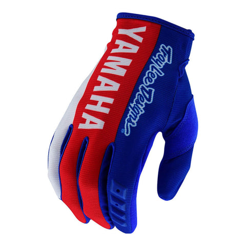 YAMAHA RS1 GP GLOVE BY TROY LEE DESIGNS® - BLUE