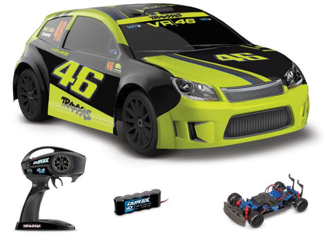 LATRAX VR46 RALLY 1/18 SCALE 4WD RTR