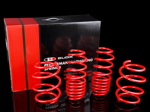 Blox Competition Series Lowering Springs - 16+ Civic (Non Type-R)