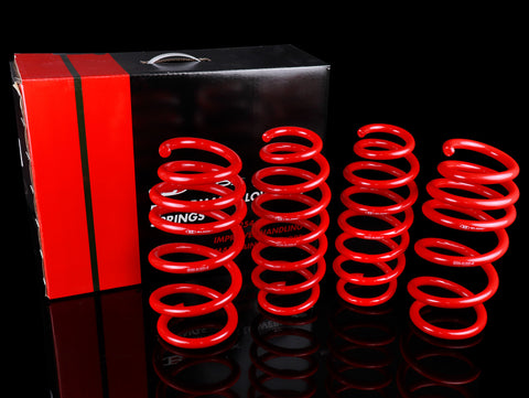 Blox Competition Series Lowering Springs - Tesla Model 3