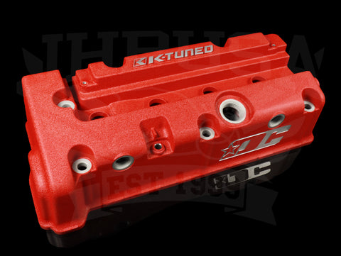 K-Tuned X Drag Cartel K-Series Vented Valve Cover