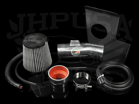 HPS Performance Shortram Air Intake Kit 2013-2017 Honda Accord 3.5L V6, Includes Heat Shield