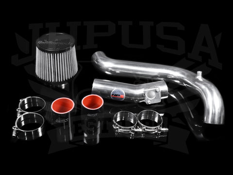HPS Performance Cold Air Intake Kit 2016-2019 Honda Civic Non Si 1.5T Turbo, Converts to Shortram
